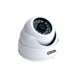 Câmera de segurança Dome Metálica 1080P GIGA Open HD Plus Sony Exmor Infravermelho 30m - GS0028