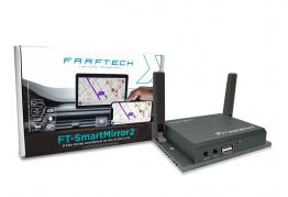 Faaftech SMART MIRROR II - Espelhamento Celular com HDMI