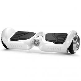 Hoverboard Branco Skate Eletrico Fun 4,5' Atrio - ES202