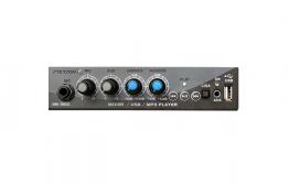 Mixer Stetsom MA1300 entrada USB/AUX/MP3/Microfone saída RCA e Fio