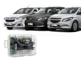 Modulo de Vidro Soft AW 32 CN ORIG 2V - Onix Joy / Prisma Joy / Cobalt 2014 em diante Dianteiro