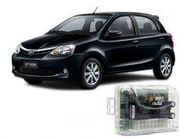 Modulo de Vidros Soft com Antiesmagamento AW 32 CN ORIG 4V - TOYOTA ETIOS 4V 2014/...4P Completo