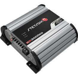 Modulo Stetsom EX3000EQ 3000W 1 Canal 2 Ohms Digital