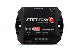 Modulo Stetsom IR100.1 RCA 100W 1 Canal 2 Ohms Digital