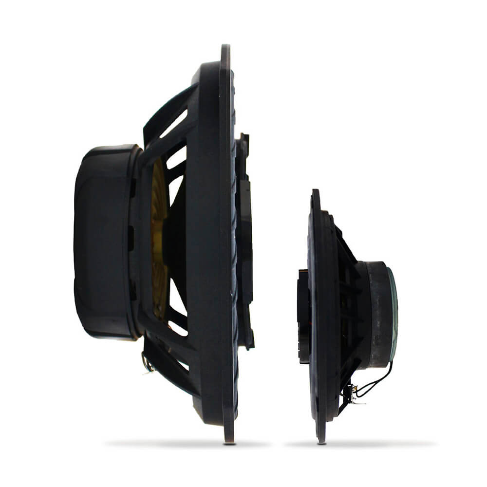 Alto Falante Bravox Kit Fácil P Premium - 02 B4X69P + 02 TR6P 4 ohms