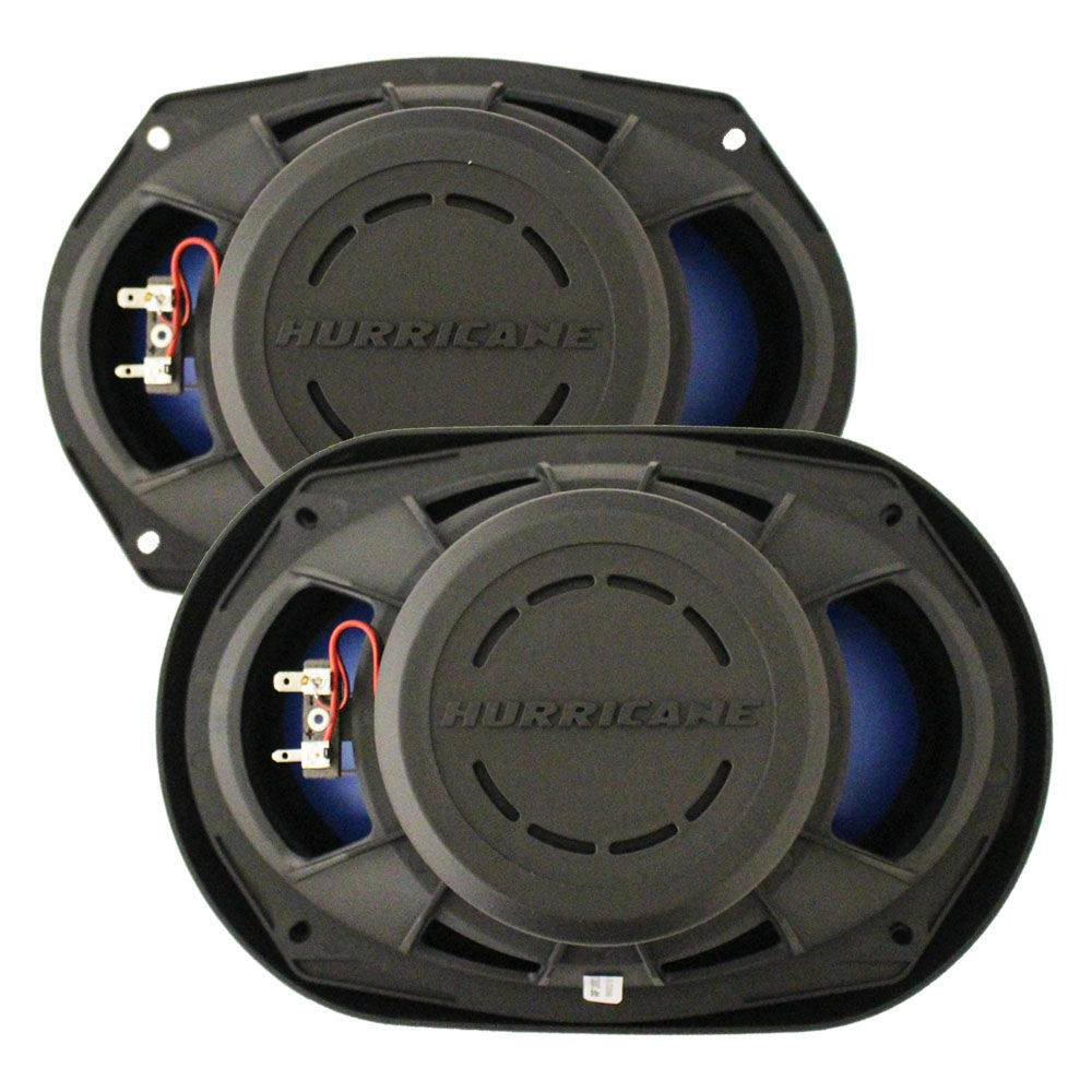 Alto Falante Hurricane CM69 New - Kit 6x9 Quadriaxial 180 WRMS