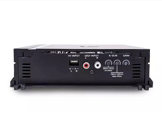 Amplificador Audiophonic Sensation New HP 1000 1 Canal 500w 2 Ohms