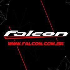Caixa Amplificada Ultra Slim Falcon 8 polegadas 200WRMS XS200.1US