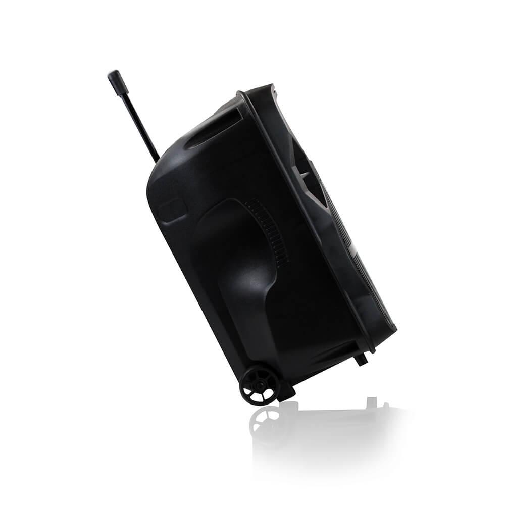 Caixa de Som Amplificada Frahm CM 600 BT 300 WRMS Multiuso Bluetooth USB FM SD