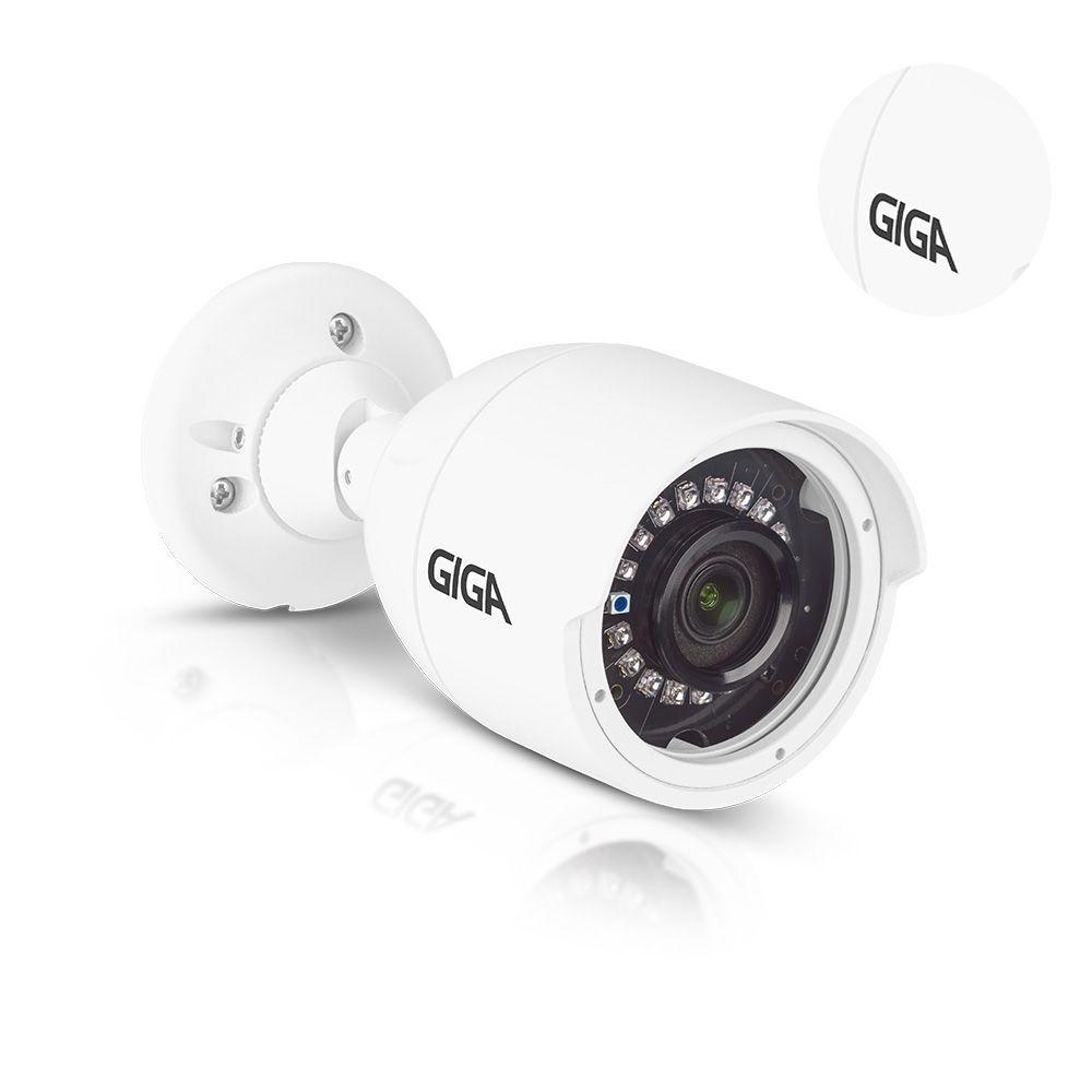 Câmera de segurança Bullet 1080P Giga Open HD Super Starvis IR 30m - GS0055