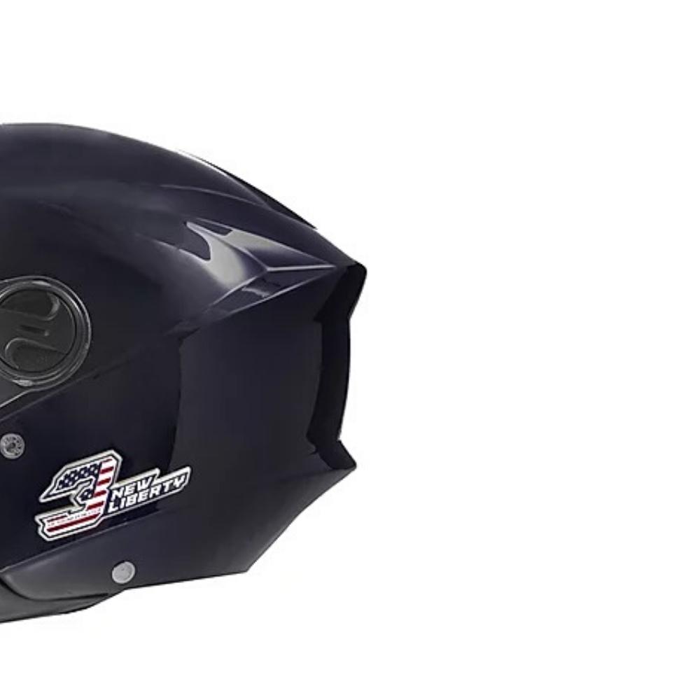 Capacete New Liberty Three Elite Azul Escuro - Dark Blue Tamanho 58 - Pro Tork - CAP-708DB