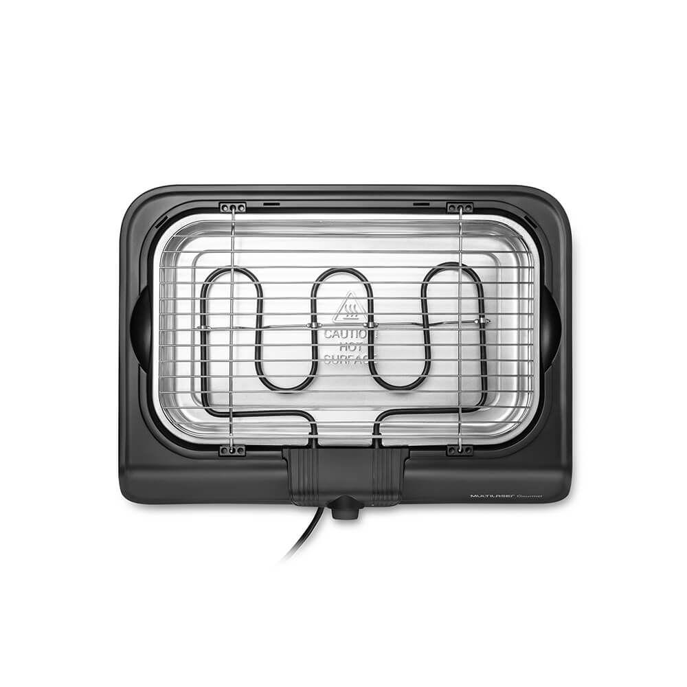 Churrasqueira Elétrica 127V - Multilaser - CE033