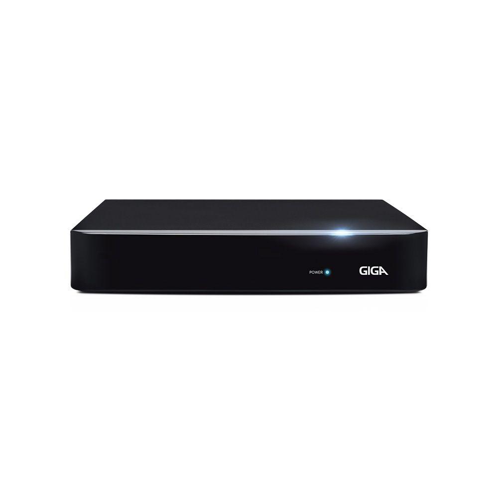 DVR 16 Canais Híbrido Giga Security 1080P Série Orion Open HD - GS0182