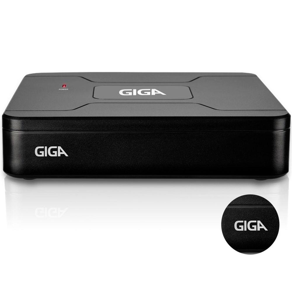 DVR 4 canais Giga Security Open HD Lite 720P - GS0082