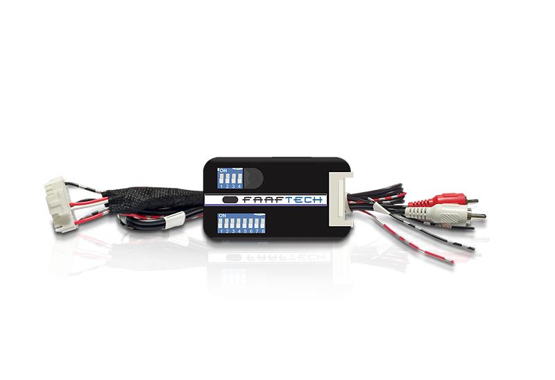 Faaftech FT-FM-AUX - Modulador FM com entrada RCA