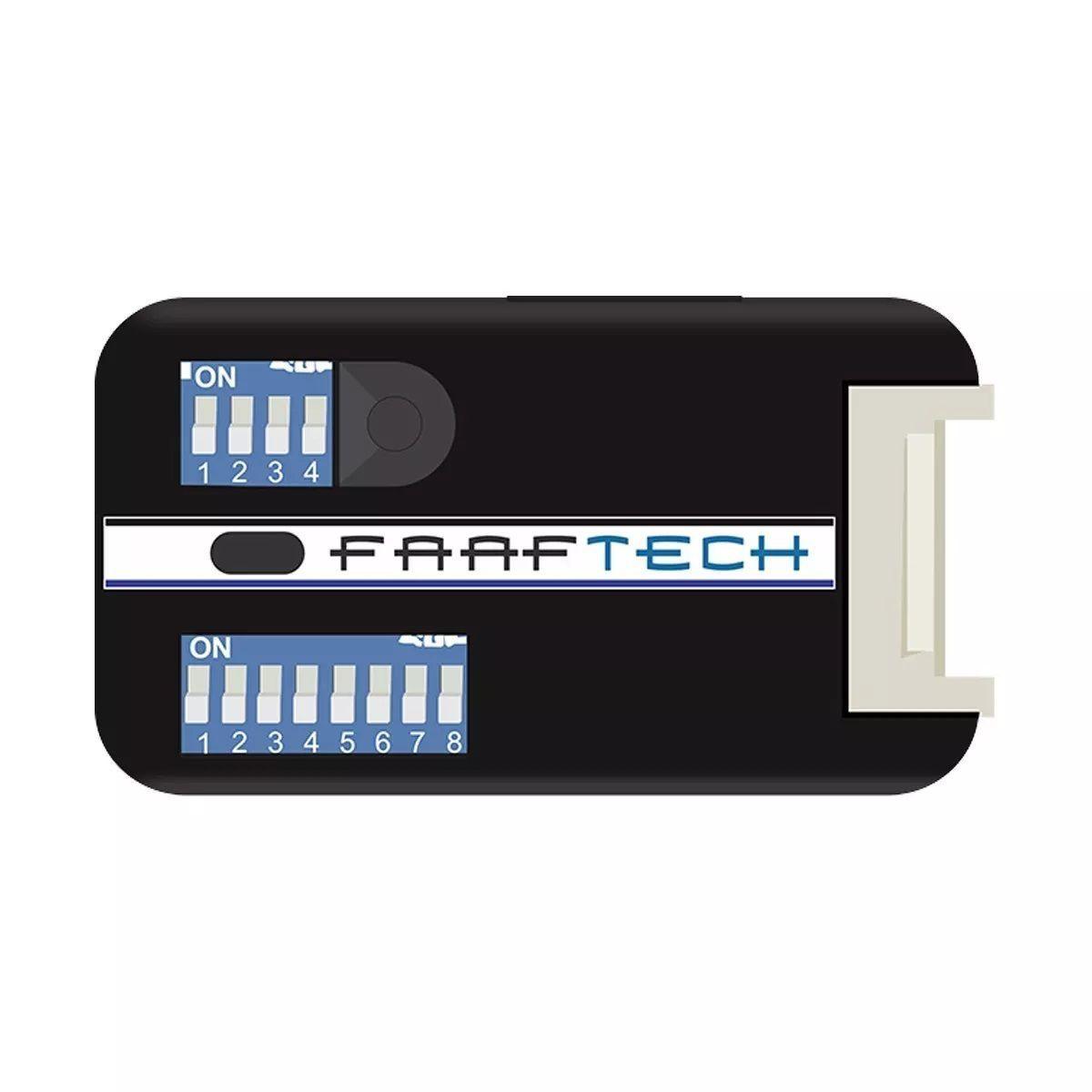 Faaftech Interface de volante FT-SW/WI - Resistiv Cabo/IR