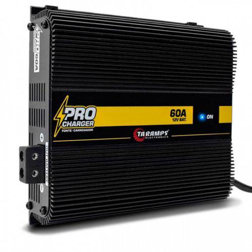 Fonte Automotiva Digital Taramps Pro Charger 60A (1.9KVA)