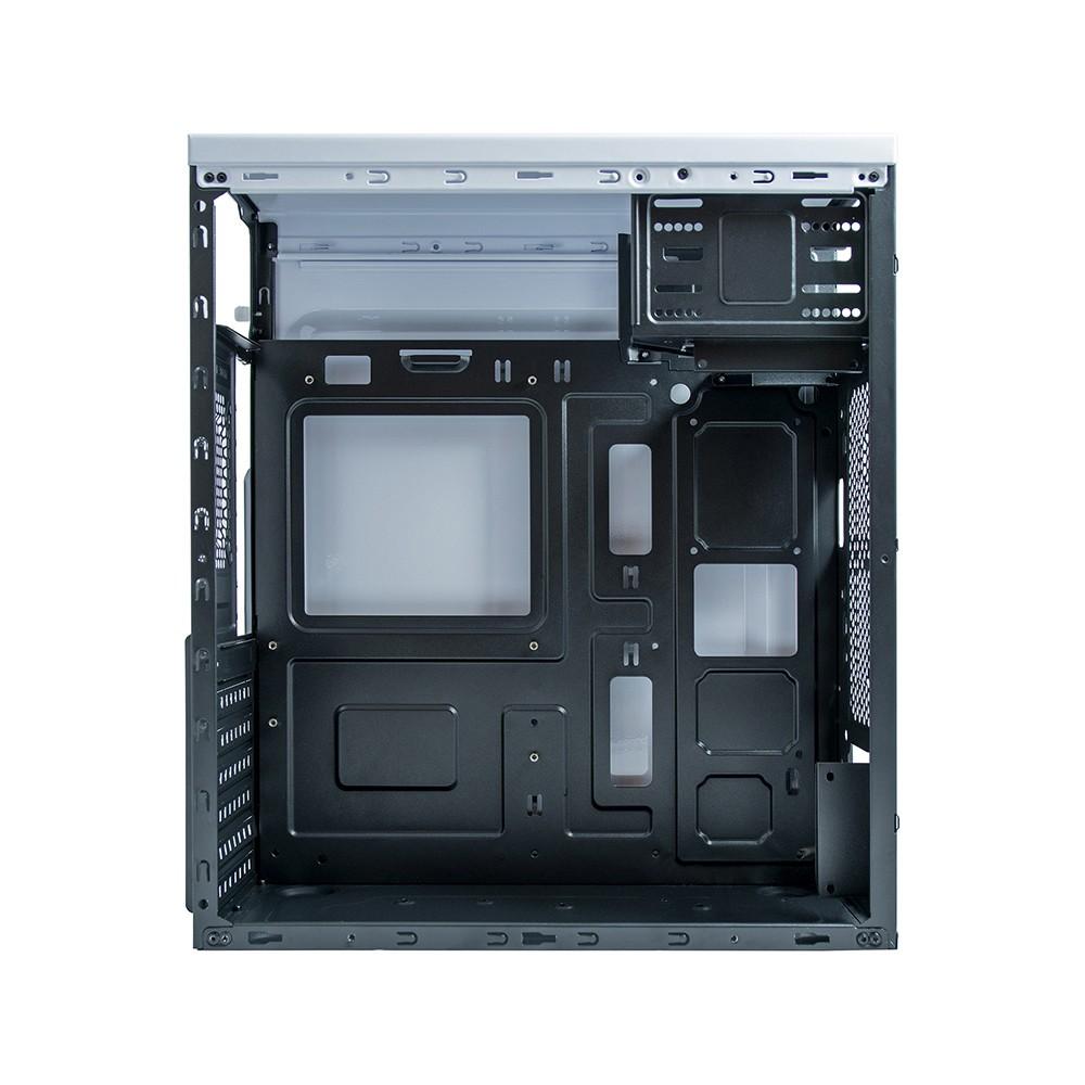 Gabinete Gamer ATX Mid Tower Branco Sem Fonte C3Tech - MT-G70WH