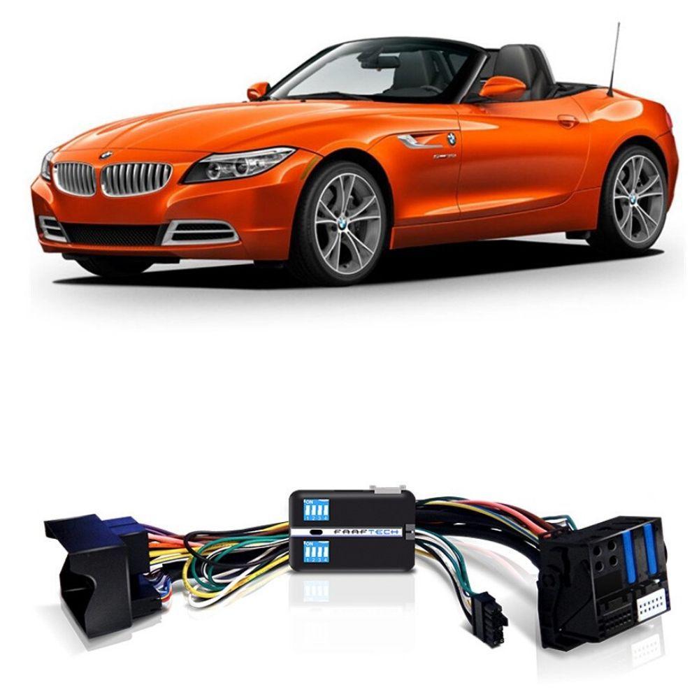 Interface de Vìdeo Linha BMW 2009 até 2015 FT-VF-BM10 - Faaftech