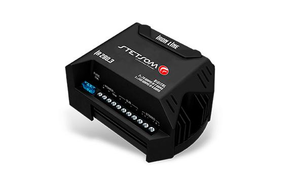 Modulo Stetsom IR280.3 280W 3 Canais 2 Ohms Digital