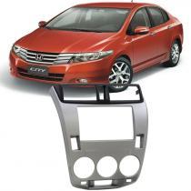 Moldura 2 Din Honda City Digital 11/14 JP/CH EPX 039