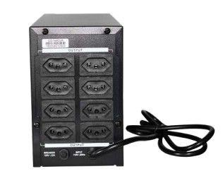Nobreak (UPS) 1440VA/127V GIGA Alimentação para CFTV - GS0172