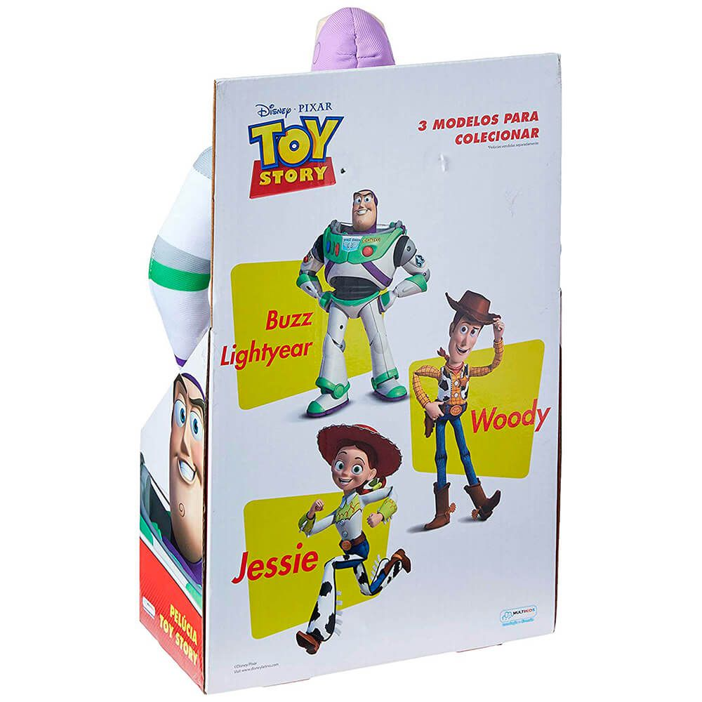 Pelúcia Buzz Lightyear Toy Story C/ Som 30cm - Multikids - BR388