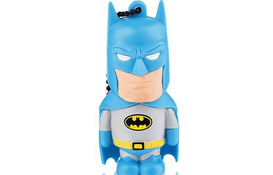 Pen Drive 8 Gb DC Batman Classico - Multilaser PD093