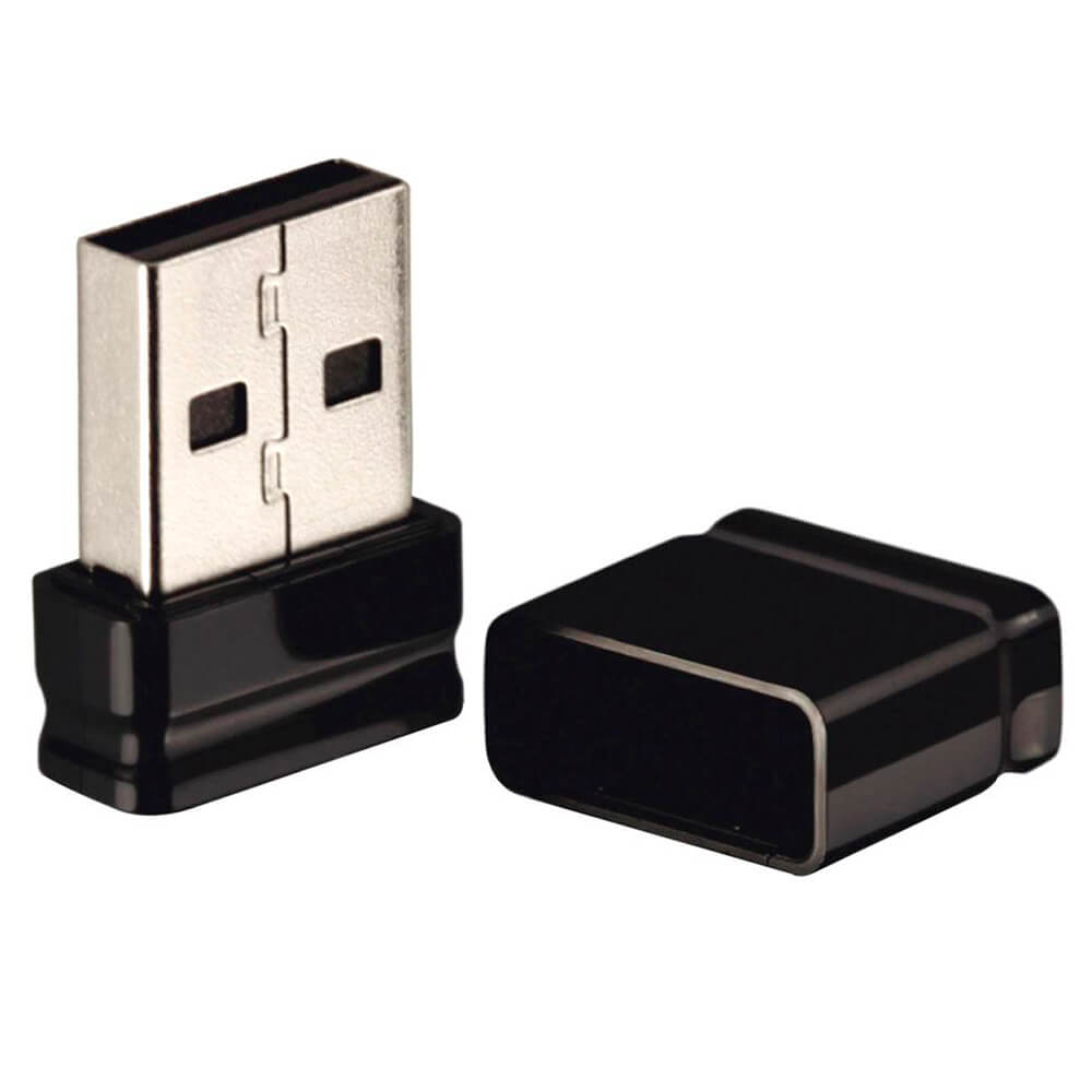 Pen drive 8 Gb Nano Preto - Multilaser PD053