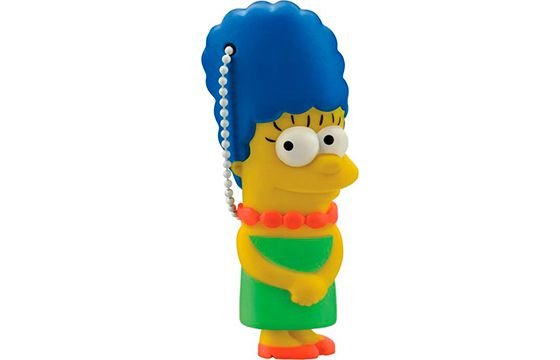 Pen drive 8 GB Simpsons Marge - Multilaser PD073