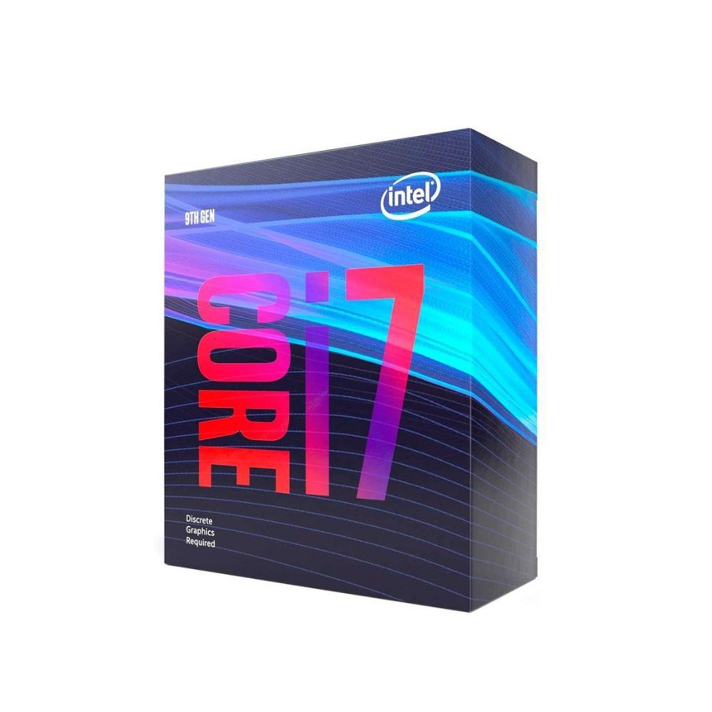 Processador Intel Core i7-9700F Coffe Lake 12MB 4.7Ghz LGA 1151 - BX80684i79700F