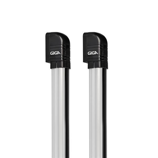 Sensor de Barreira Ativo Multifeixes 4F GIGA Alcance 100m - GS0112