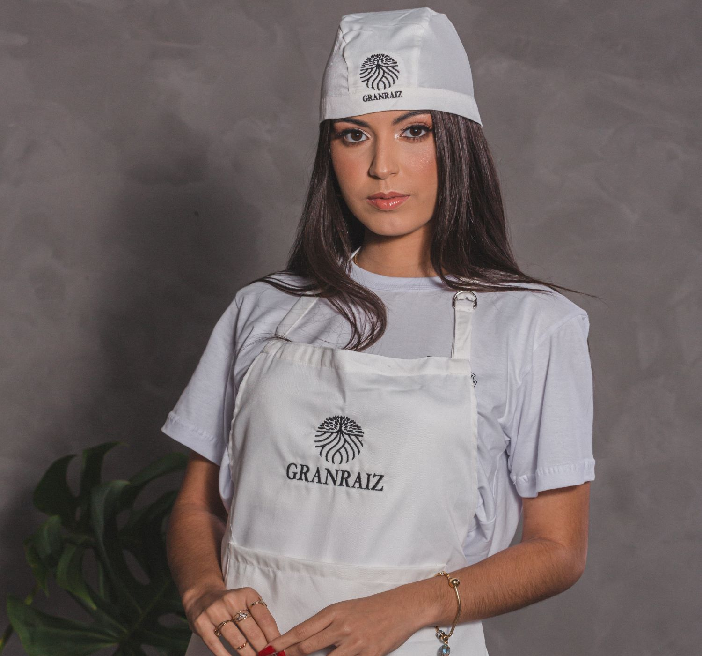 Avental + Bandana GRANRAIZ Ref. 8291