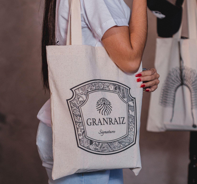 Ecobag GRANRAIZ - Ref. 8480