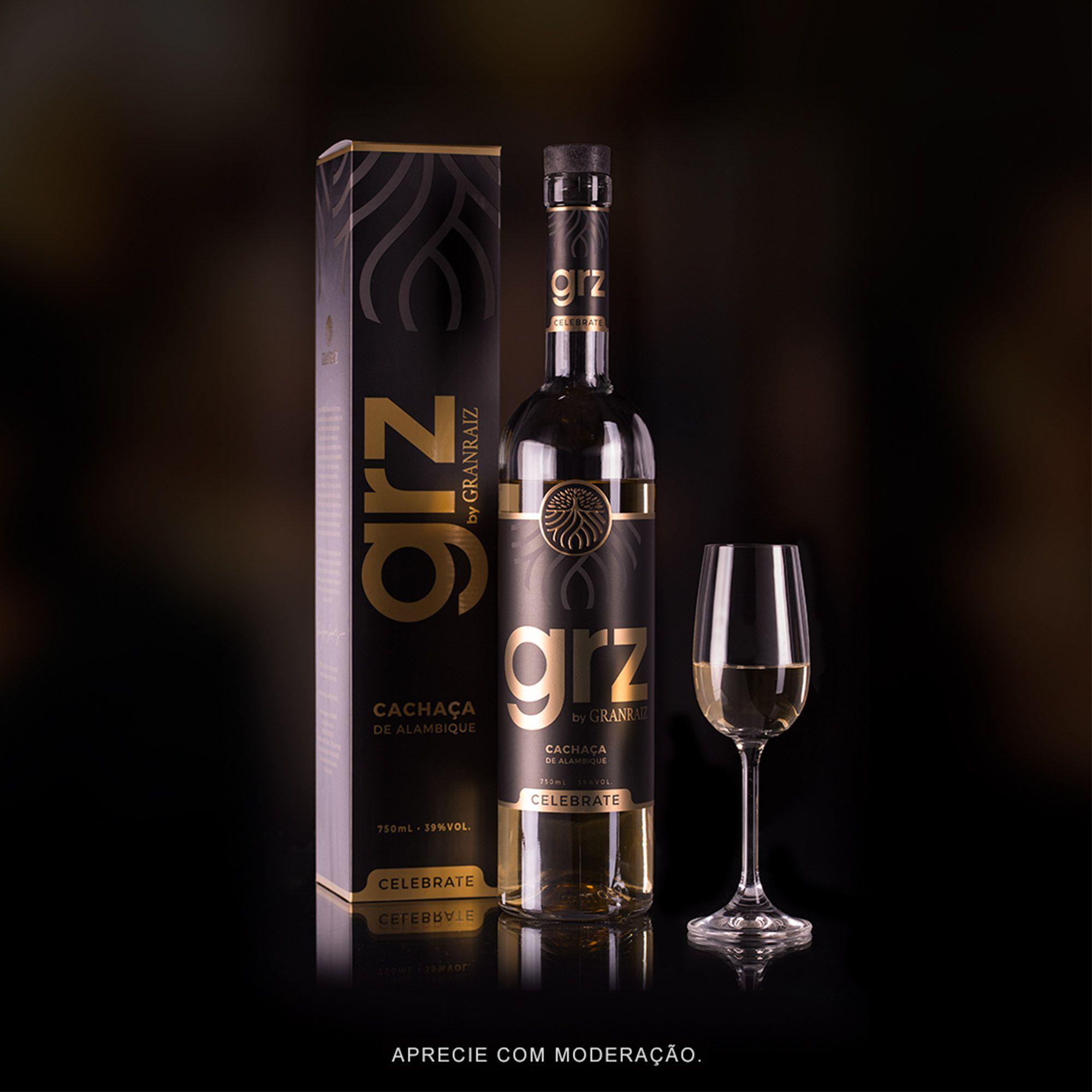 Cachaça GRZ Celebrate 750ml