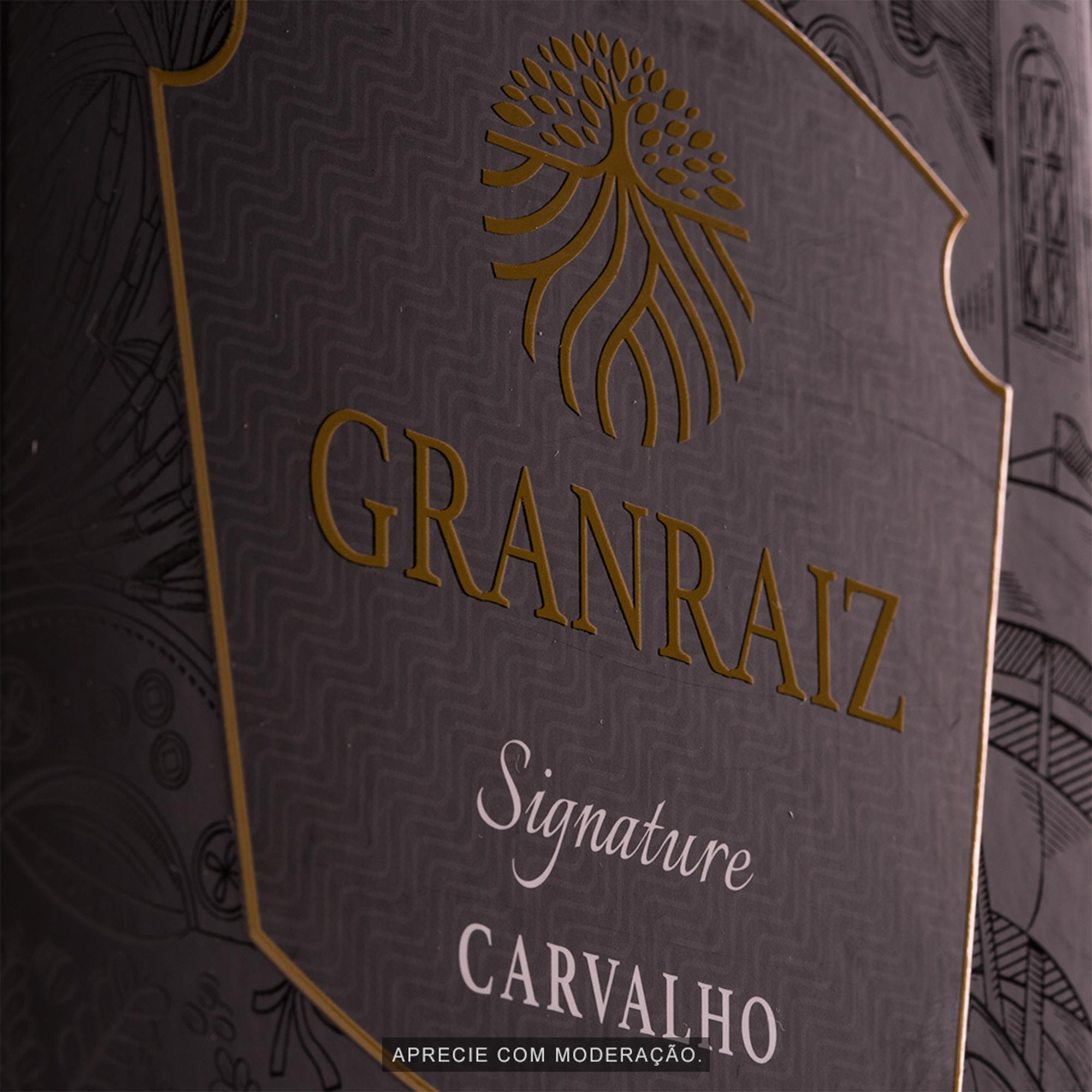 GRANRAIZ Signature CARVALHO