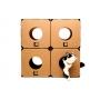 Labirinto 4 Cubos