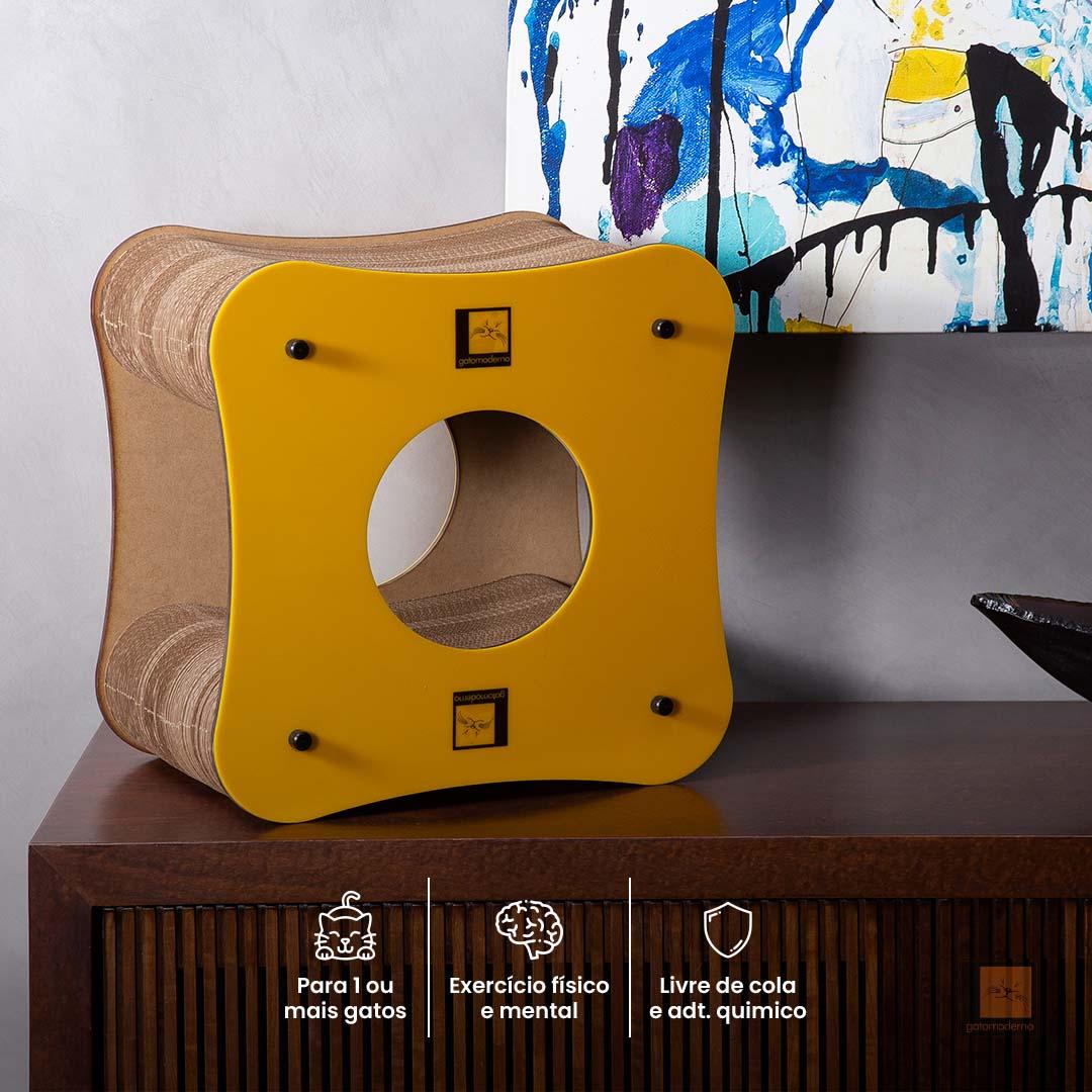 Cube Amarelo