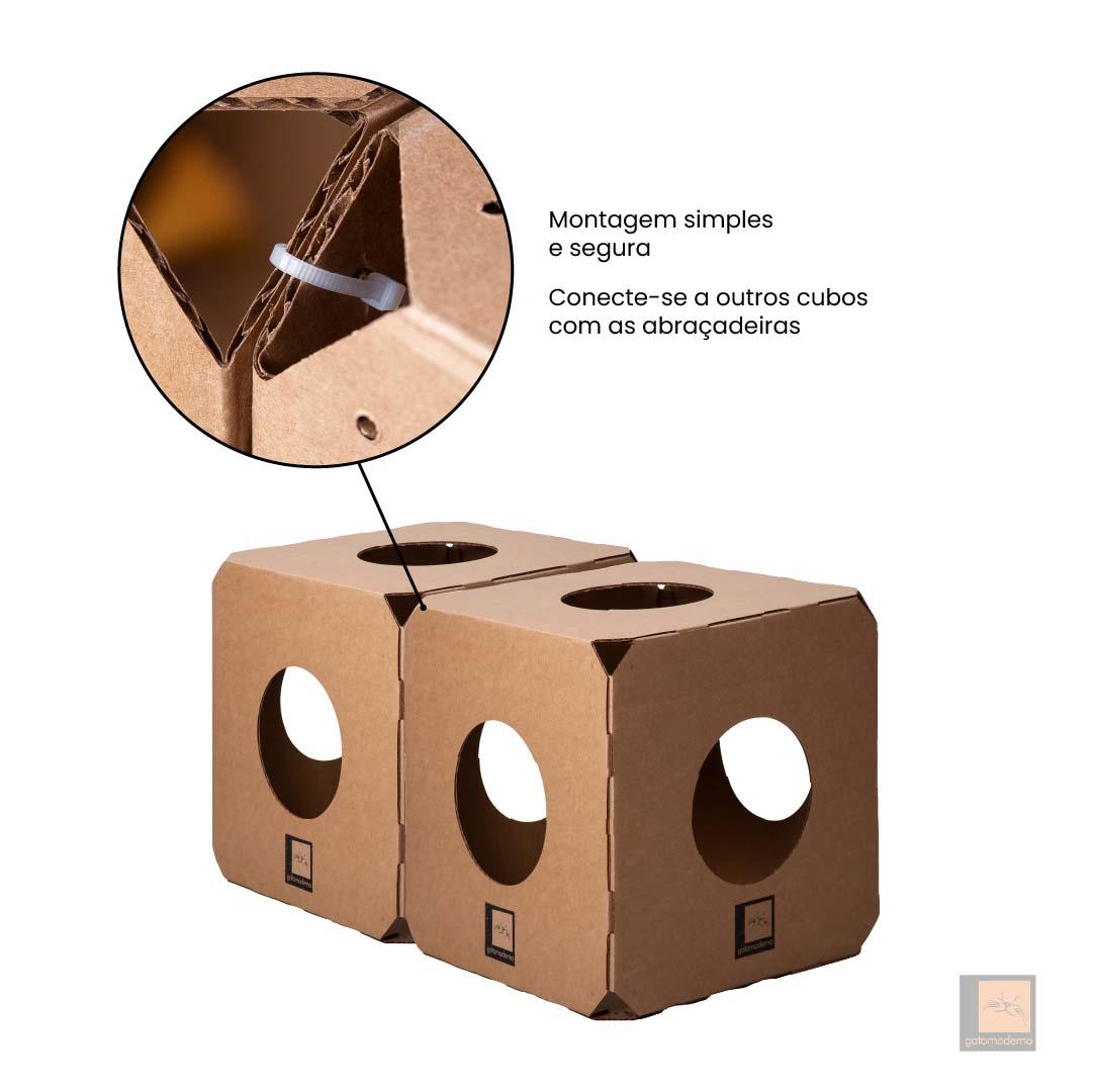 Kit Labirinto 1 cubo + Almofada