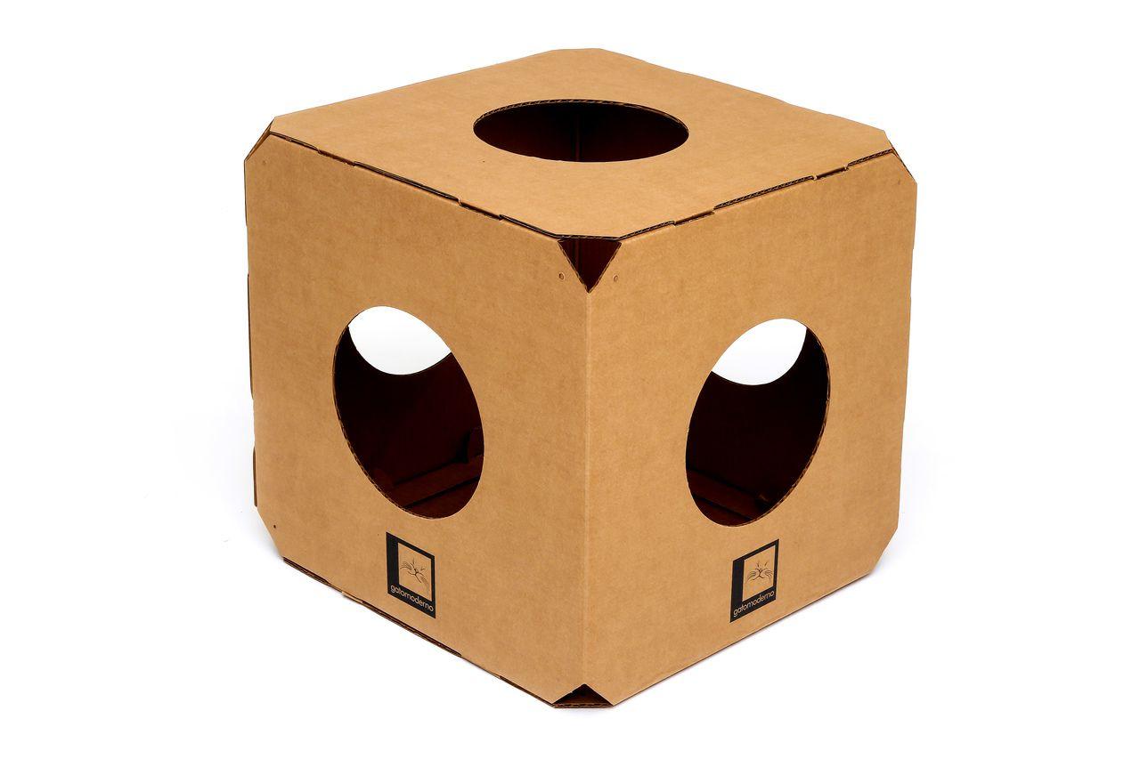 Labirinto 2 Cubos