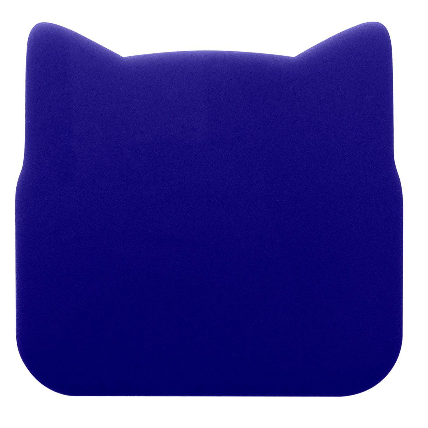 Porta copo azul