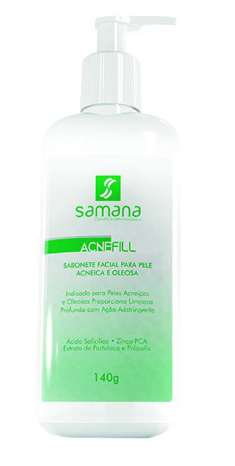 Acne Fill Sabonete Facial - 140ml
