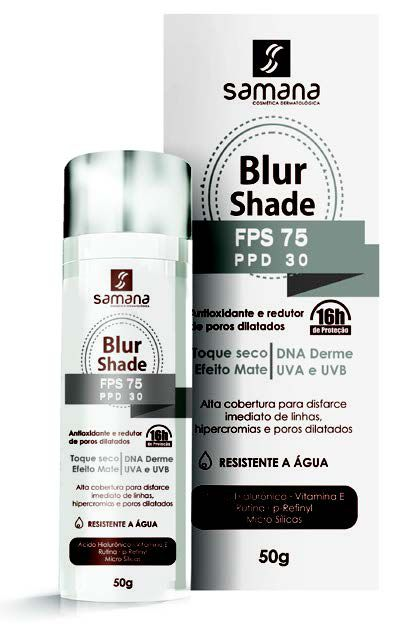 Blur Shade FPS 75 PPD 30 - 50g - BEGE