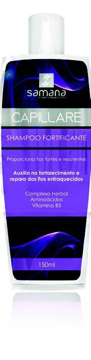 Capillare Shampoo Fortificante - 150ml