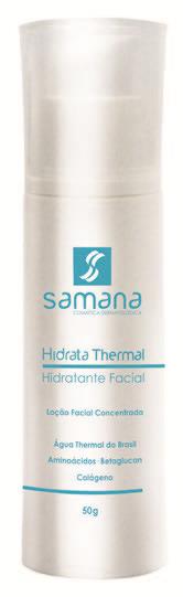 Hidrata Thermal Hidratante  Facial Concentrado - 50g
