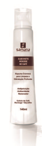 Sabonete Mousse de Café - 140ml