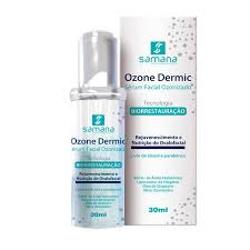 Sérum Facial Ozonizado Ozone Dermic 30ml