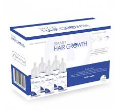 SMART HAIR GROWTH SOLUTION POR 5MLX5UN