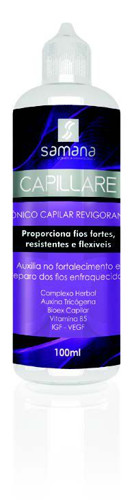 Tônico Capilar Revigorante - 100ml
