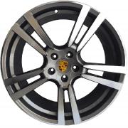 Jogo de Rodas Aro 22 Porsche Cayenne 5x130